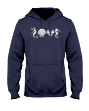 Mermaid Love Hooded Sweatshirt thumbnail