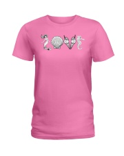 Mermaid Love Ladies T-Shirt thumbnail