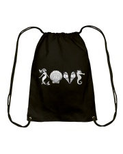 Mermaid Love Drawstring Bag thumbnail