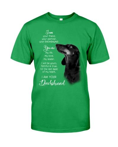 Dachshund I Am Your Dachshund