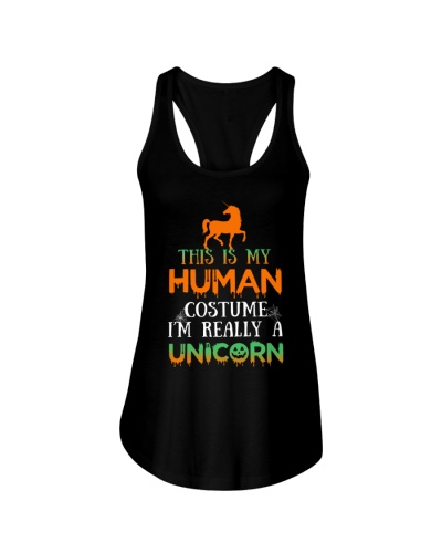 Unicorn My Human Costume