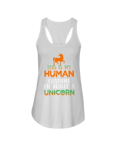Unicorn My Human Costume
