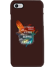 I am a August Woman Phone Case i-phone-7-case