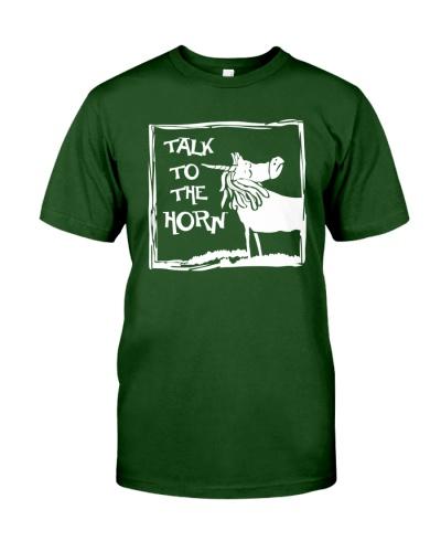 UNICORN TALK TO THE HORN