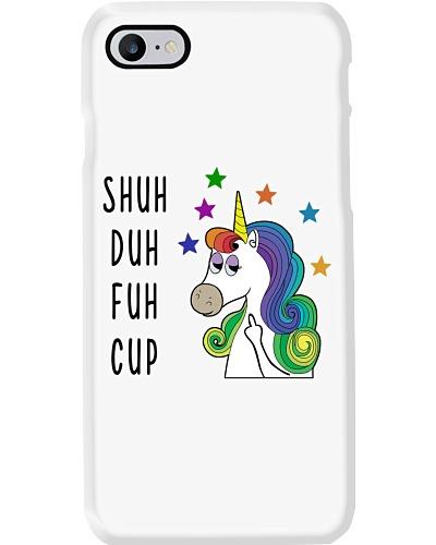 Unicorn Shuh Duh Fuh Cup