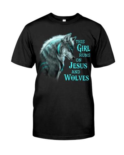Wolf This Girl Runs