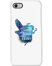 I have a spirit of a Fairy Phone Case tile