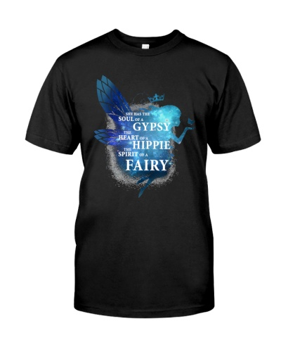 I have a spirit of a Fairy