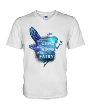 I have a spirit of a Fairy V-Neck T-Shirt tile