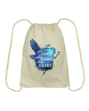 I have a spirit of a Fairy Drawstring Bag thumbnail