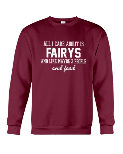 All I care about is fairy