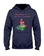 Mermaid in my dream Hooded Sweatshirt thumbnail