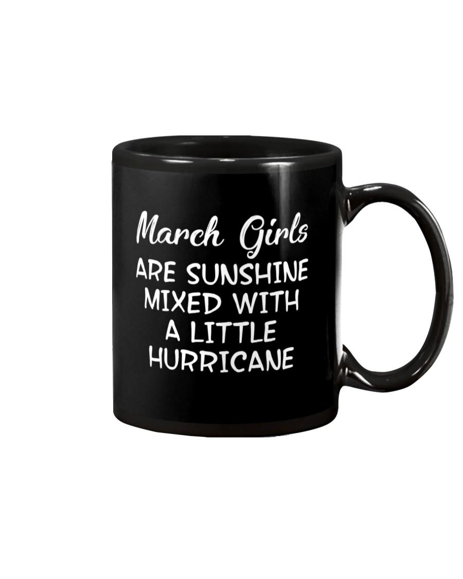 Funny- March Girls Mug
