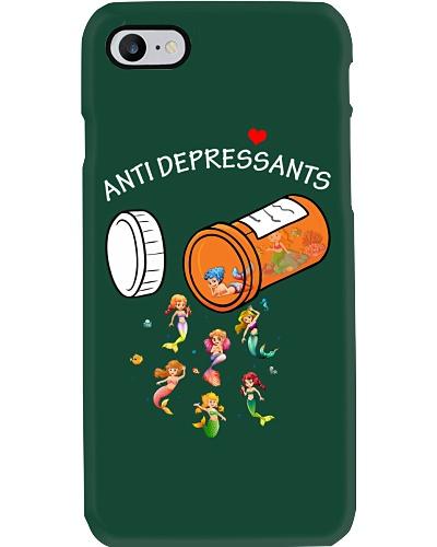Mermaid Anti Depressants