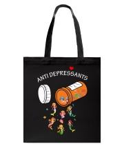 Mermaid Anti Depressants Tote Bag thumbnail