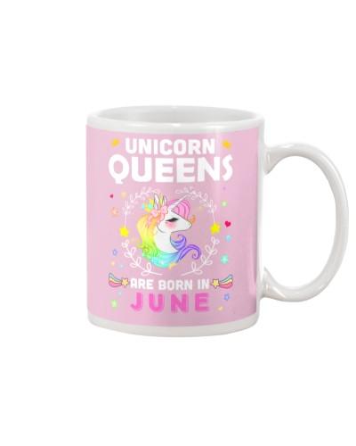 Unicorn Queens Are Born In June