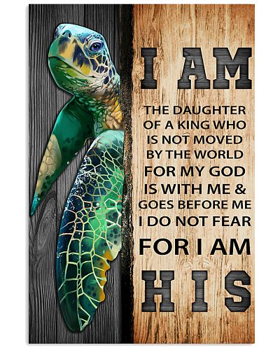 Turtle I Am