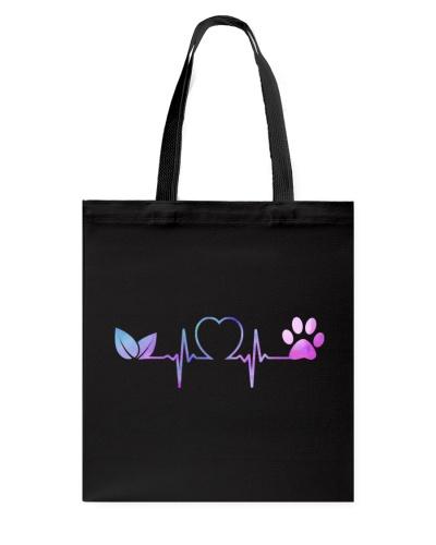 Vegan Dog Heartbeat