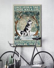 Husky Once Upon A Time 11x17 Poster lifestyle-poster-7