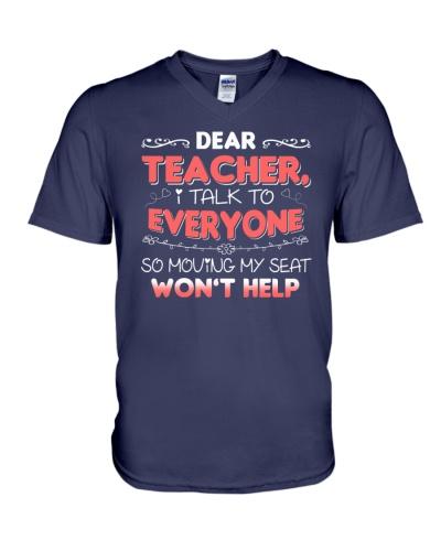 Dear Teaching Talk To Everyone