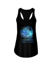 LK- Remember Ladies Flowy Tank thumbnail