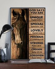 Horse God Say You Are 11x17 Poster lifestyle-poster-2
