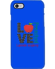 Teacher - Love - Preschool Phone Case thumbnail