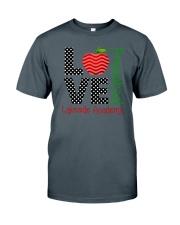 Teacher - Love - Preschool Classic T-Shirt thumbnail