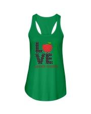 Teacher - Love - Preschool Ladies Flowy Tank thumbnail