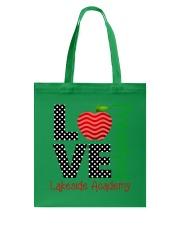 Teacher - Love - Preschool Tote Bag thumbnail