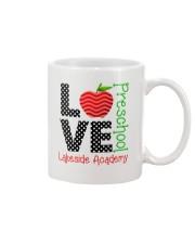 Teacher - Love - Preschool Mug thumbnail