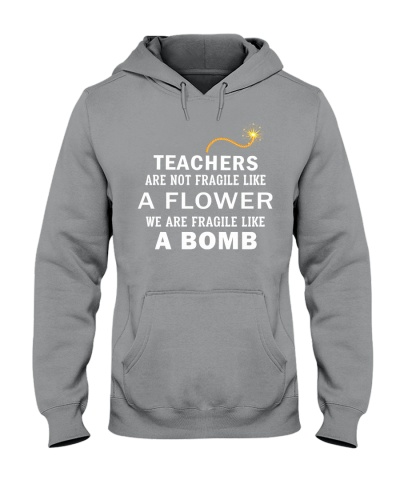 Teacher- A flower