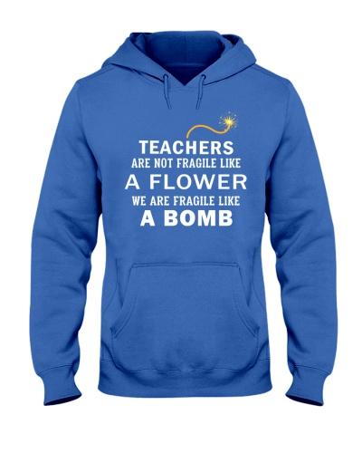 Teacher- A flower