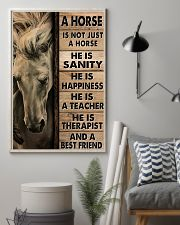 A Horse Is Not Just A Horse Poster 11x17 Poster lifestyle-poster-1