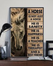 A Horse Is Not Just A Horse Poster 11x17 Poster lifestyle-poster-2