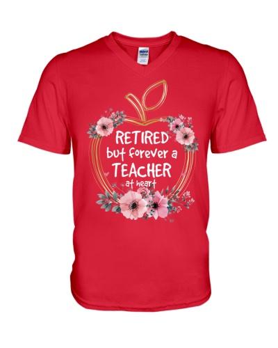 Teacher Retired But