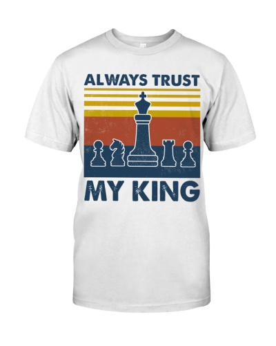 Family Trust And Protect Couple Shirt King