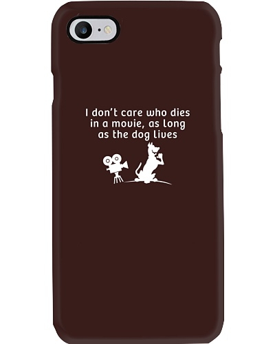 SC- I don't care who dies in a movie