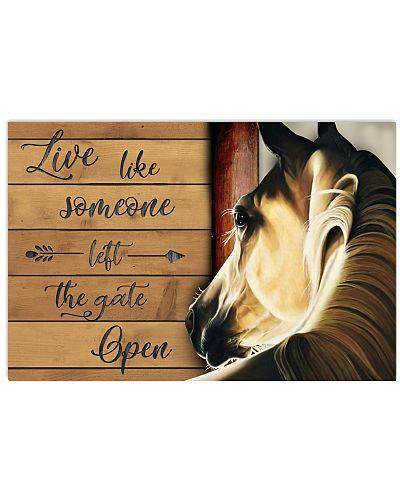 Horse Live Like