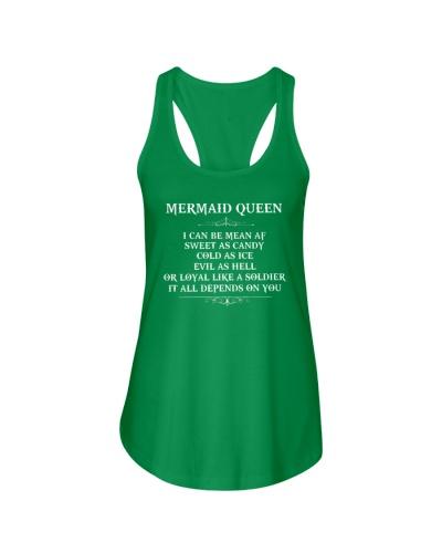 I'm a mermaid queen