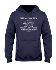 I'm a mermaid queen Hooded Sweatshirt thumbnail