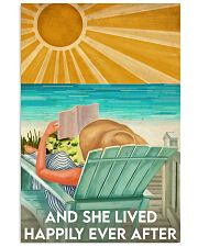 Book And She Lived Happily Ever After Poster 11x17 Poster front