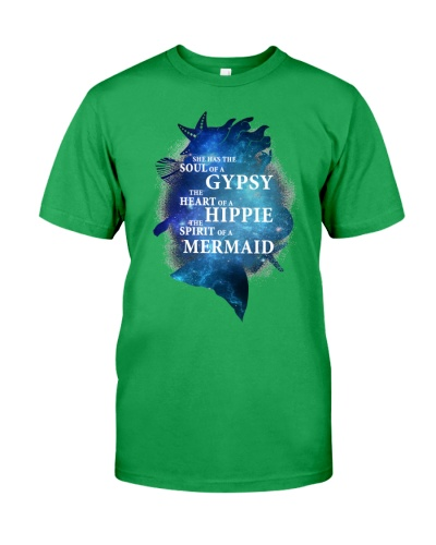 I have a spirit of a Mermaid