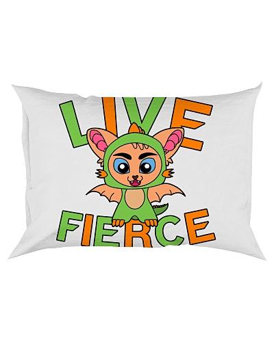 Live Fierce Little Dragon