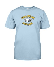Evolution Takes Courage - Rounded Classic T-Shirt front