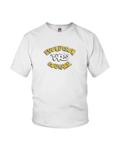 Evolution Takes Courage - Rounded Youth T-Shirt thumbnail