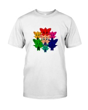 Live In Color - Tommy the Tomato Bat Line Premium Fit Mens Tee thumbnail