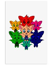 Live In Color - Tommy the Tomato Bat Line 16x24 Poster thumbnail