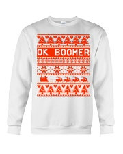 Ok Boomer Christmas sweater Crewneck Sweatshirt thumbnail