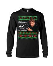 George Michael Last Christmas I gave you sweater Long Sleeve Tee thumbnail